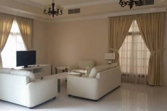 FULLY FURNISHED COMPOUND VILLA FOR RENT CLOSE TO SAUDI CAUSEWAY (33887055